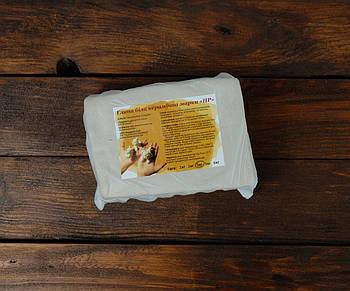 Натуральна біла глина ПР для творчості, ліплення, кераміки 3 кг