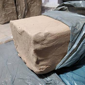 МКФ-2 - натуральна гончарна глина 27 кг
