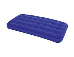 Надувний матрац Bestway 67000 185-76-22 см Синій