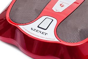 Массажер для ног Zenet ZET-761 Красный, фото 2