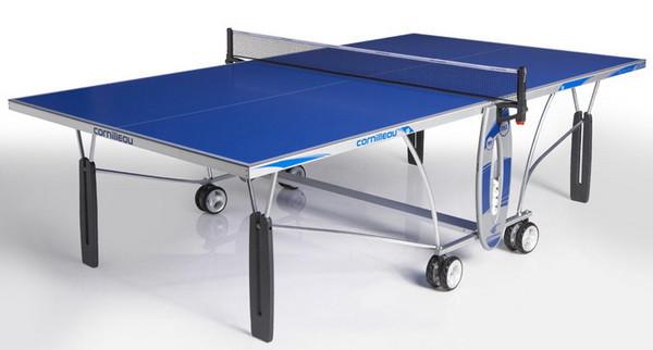 Теннисный стол Cornilleau 200 Sport Outdoor (всепогодный) - Интернет-магазин товаров для спорта и отдыха shophit.com.ua в Киеве