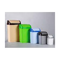 Ведро для мусора домик 1.7 л