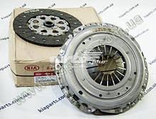 Диск сцепления и корзина (комплект) для / на KIA Sorento 2012-2014 (киа соренто)