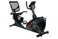 Горизонтальный велотренажер Hop-Sport-HS-070L HELIX