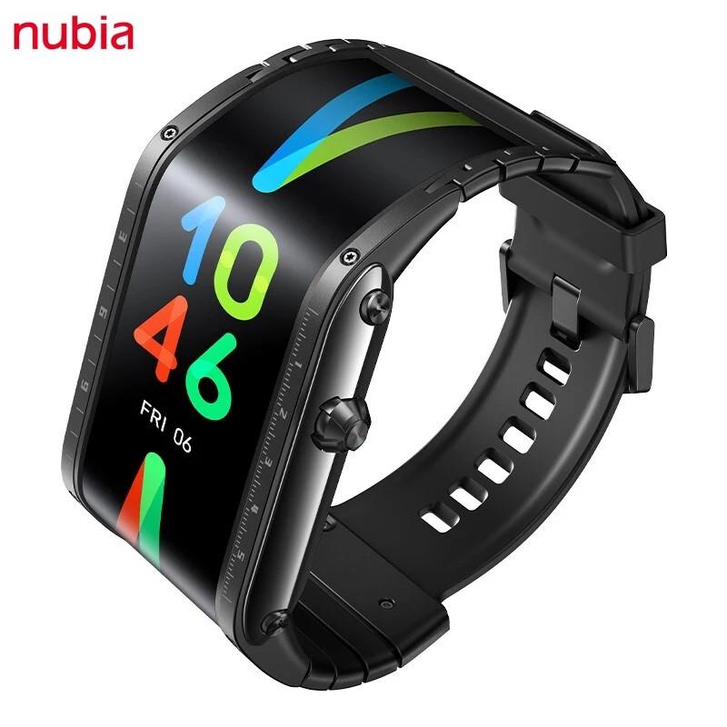 Смарт годинник з безмежним екраном Nubia Watch SW1003