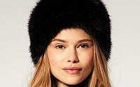 Женские шапки-ушанки: практично и удобно