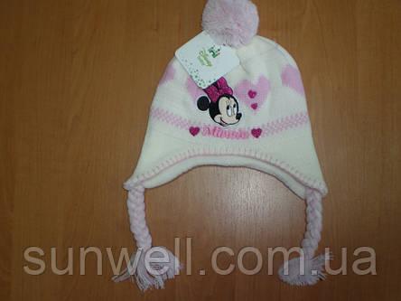 Дитяча зимова шапка Sun City р. 48, 50, фото 2