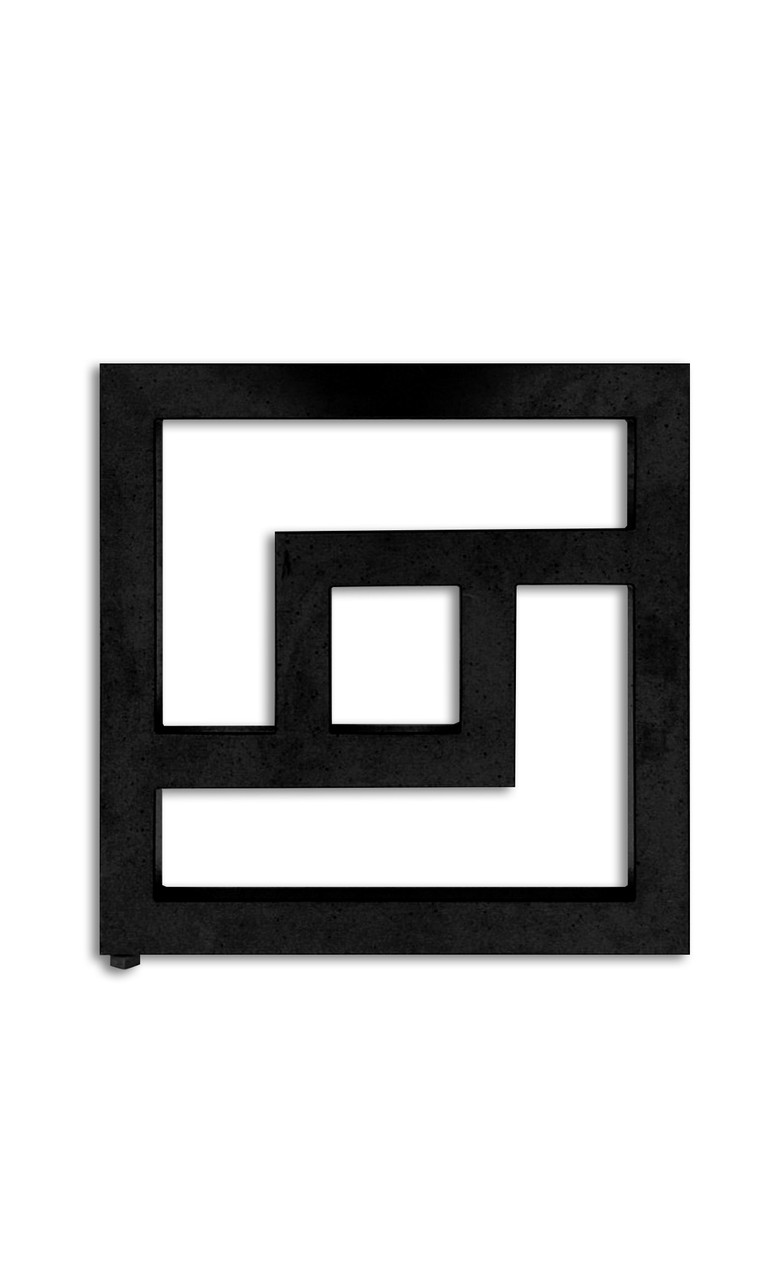 Полотенцесушитель Genesis-Aqua Onix 53x53 см