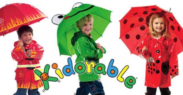 Детская одежда и аксессуары Kidorable (Кидорабл) США
