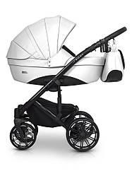 Дитяча універсальна коляска 2 в 1 Riko Sigma 08 White
