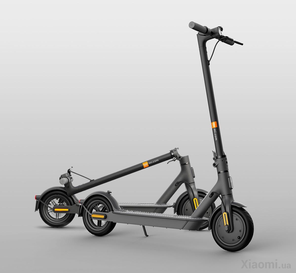 Електросамокат Xiaomi Mi Electric Scooter 1s Blac