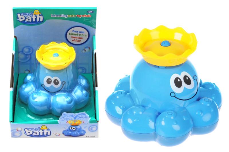Фонтанчик іграшковий у ванну (коробка) 4026В,фонтан для купання