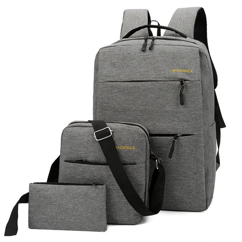 Набір з рюкзаком 3 в 1, AL-2556-75