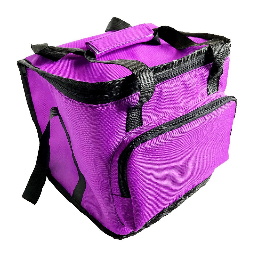 Термосумка 11,4 л, 20x26x22 см, сумка холодильник