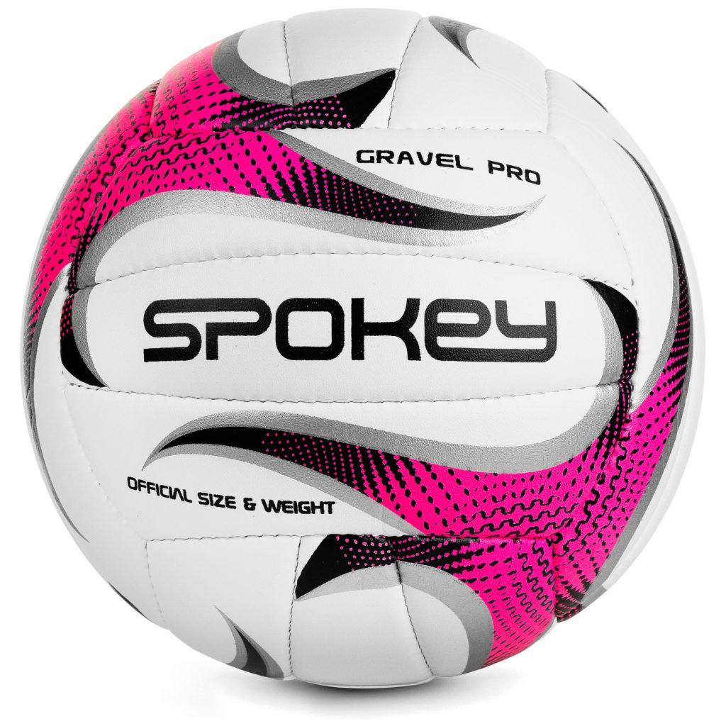 Волейбольный мяч Spokey Gravel Pro 927520 (original) Польша размер 5