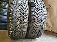 Зимние шины бу 205/55 R16 Continental