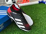 Футзалки  Adidas PREDATOR MUTATOR 20.3 футзалки адидас  футбольная обувь, фото 5