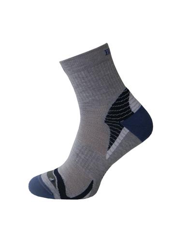 Спортивні шкарпетки Sesto Senso Bike (original) короткі бавовняні велосипедні, велоноски, термошкарпетки, фото 2