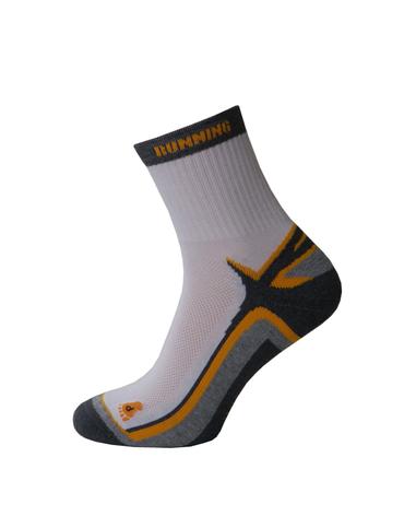 Спортивні шкарпетки Sesto Senso Running (original) короткі бавовняні бігові, для бігу, термошкарпетки, фото 2