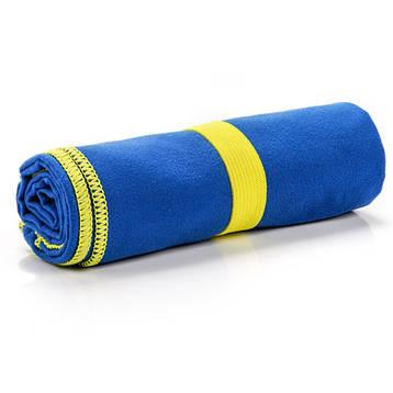 Быстросохнущее полотенце Meteor Towel L (original) из микрофибры 80х130 см, фото 2