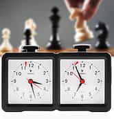 Механічні шахові годинники на батарейках