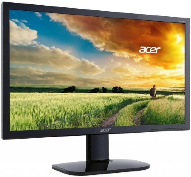 "Монітор Acer 21.5"" KA222Qbi (UM.WX2EE.001) IPS Black; 1920x1080, 250 кд/м2, 1 мс, HDMI, D-Sub"