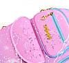 Шкільний рюкзак для дівчинки ортопедичний градієнт, фото 6
