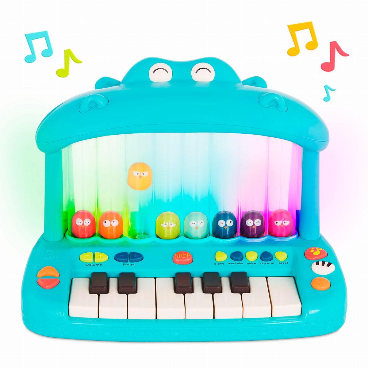 """Музична іграшка """" піаніно - Гиппофон, Battat"""