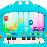 """Музична іграшка """" піаніно - Гиппофон, Battat, фото 3"""