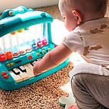 """Музична іграшка """" піаніно - Гиппофон, Battat, фото 5"""
