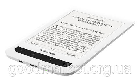 Электронная книга Pocketbook Touch Lux 3 (626 (2) (White)