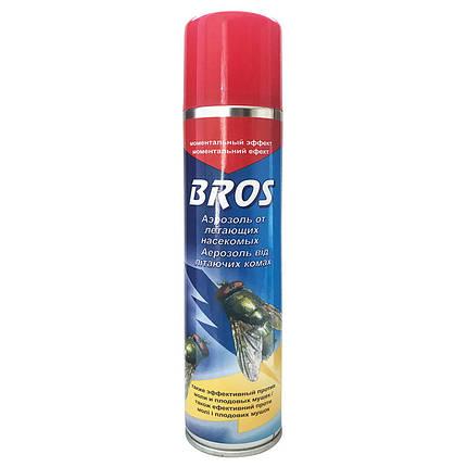 """""""Аерозоль від літаючих комах"""" 150 мл від BROS (оригінал, Польща), фото 2"""