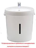 Бродильная пищевая емкость 33 литра, комплект LIGHT