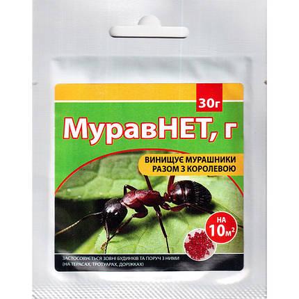 """Інсектицид """"МуравНЕТ"""" 30 м від Best-Pest (оригінал), фото 2"""