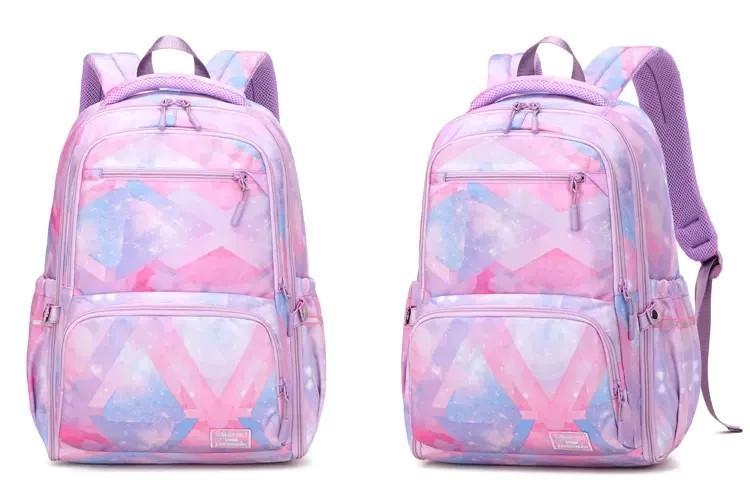 Шкільний місткий рюкзак для середніх класів