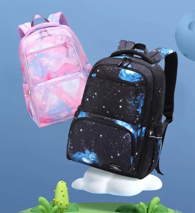 Школьный вместительный рюкзак для средних классов