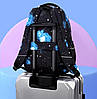 Школьный вместительный рюкзак для средних классов, фото 6