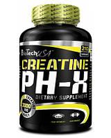 Купить креатин BioTechUSA Creatine pHX, 210 caps