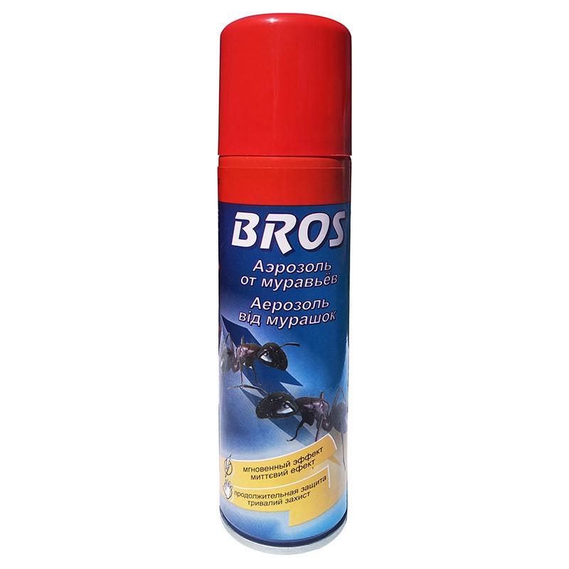 «Аэрозоль от муравьев» 150 мл от BROS (оригинал, Польша)