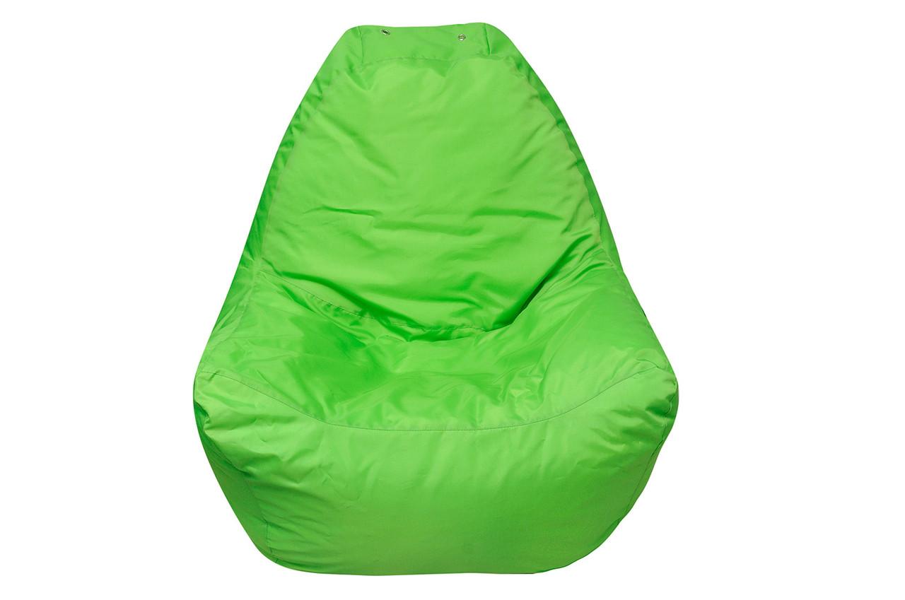 Крісло-мішок «Комфорт» салатове 85 х 85 х 90 см