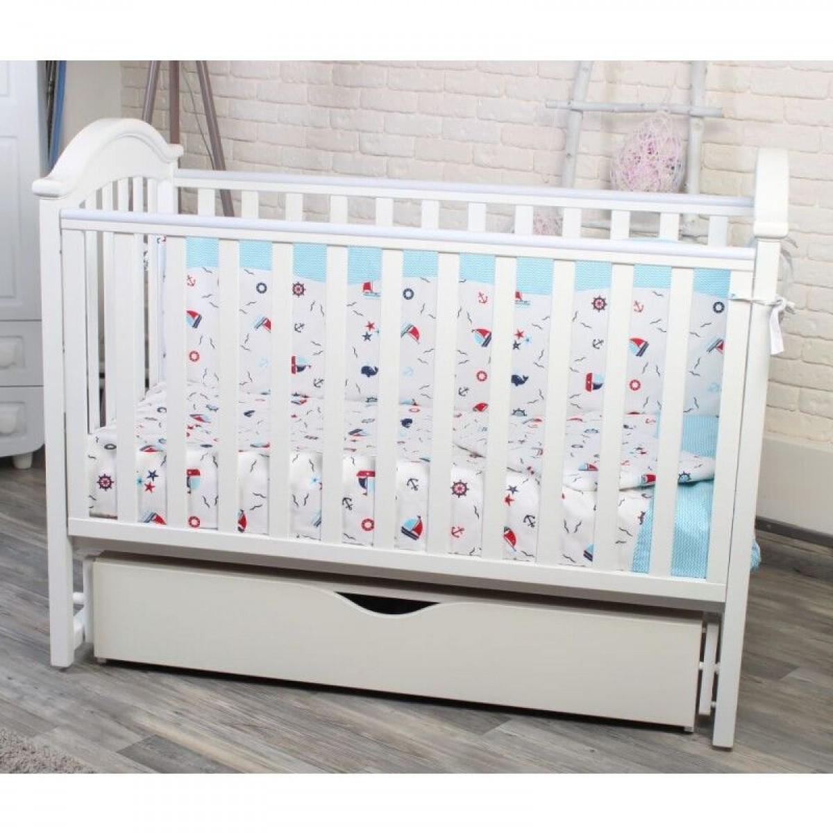 Ліжко Twins iLove L100-L-01, білий