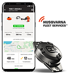 Датчик Husqvarna Fleet Services; 5шт.