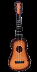 Гитара детская акустическая четырехструнная