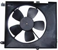 Электровентилятор радиатора основного Авео 1,5 Forceone