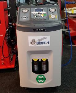 Автоматическая установка для восстановления и заправки хладагентом систем кондиционирования AC-626