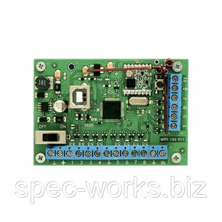 Модуль расширения беспроводных датчиков на 8 шлейфов Ajax ocBridge