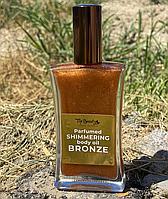 Сухое масло для увлажнения тела с парфюмом Givenchy Top Beauty Bronze Mode 100 ml