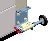 Модернизация нижних роликовых кронштейнов ворот серии Standard