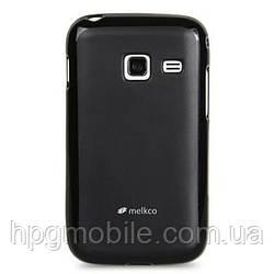 Чехол для Samsung Galaxy Y S6102 - Melkco Poly Jacket TPU