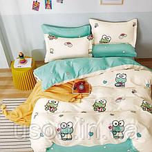 Комплект постельного белья размер полуторный сатин Bella Villа B-0259